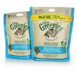 Greenies Feline Ocean Fish Flavor