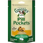 Greenies Pill Pockets Chicken Flavor for Dogs