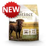 Nature's Variety Instinct Raw Boost Grain Free Venison Meal & Lamb Meal Formula Dry Dog Food