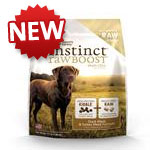 Nature's Variety Instinct Raw Boost Grain Free Duck Meal and Turkey Meal Formula Dry Dog Food