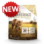 Natures Variety Instinct Raw Boost Grain Free Duck Meal and Turkey Meal Formula Dry Cat Food