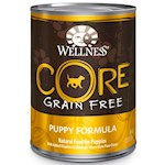 Wellness CORE Grain Free Puppy Formula Canned