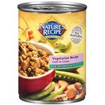 Natures Recipe Vegetarian in Gravy