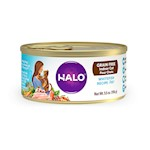 Halo Spot's Pate for Cats, Grain-Free Ground Whitefish Recipe