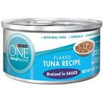 Purina ONE SMARTBLEND Flaked Tuna Recipe Braised in Sauce