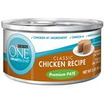 Purina ONE SMARTBLEND Classic Chicken Recipe Premium Paté