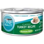 Purina ONE SMARTBLEND Classic Turkey Recipe Premium Paté