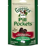 Greenies Pill Pockets Hickory Smoke Beef