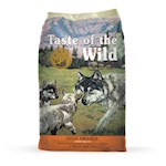 Taste Of The Wild High Prairie Puppy Formula With Roasted Bison & Venison