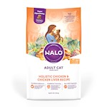 Halo Spot's Stew Indoor Cat Wholesome Chicken Food
