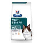Hill's Prescription Diet Cat w/d Dry Food