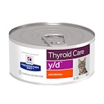 Hill's Prescription Diet Cat y/d Canned Food