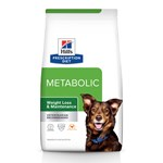 Hill's Prescription Diet Metabolic Advanced Weight Solution for Dogs