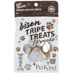 PetKind Grain Free Bison Tripe Treats