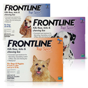 Can Frontline Make Dogs Sick