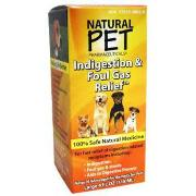Natural Pet Indigestion/Foul Gas 4Oz Best Price