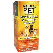 Natural Pet Muscle Joint Arthritis 4Oz Best Price