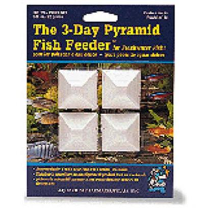 Buy Fish Food Pyramid products including Aquarium Pharmaceutical Pyramid 7 Day Feeder the 7-Day Fish, Aquarium Pharmaceutical Pyramid 3 Day Mini Feeder the 3-Day Fish Price: from $2.25