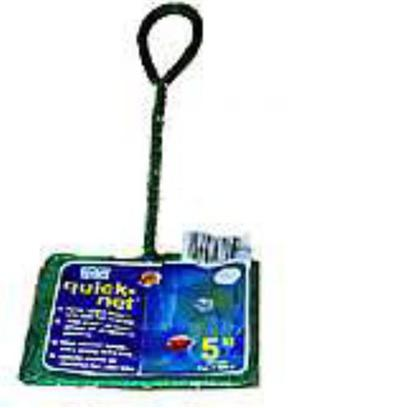 Buy Quick-Net 3'' Wide Net Extra-Strong, 3-Ply Vinyl Covered Handle. Nylon ''Quick-Mesh'' for Fast, Safe Catching. Available in a Range of Sizes. [12206]