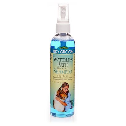Buy Bio-Derm Shampoo for Dogs products including Spray-on Waterless Shampoo 16oz Spray, Spray-on Waterless Shampoo 8oz Spray Category:Shampoo Price: from $6.99