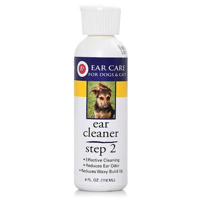 Rich Health Presents R-7 Step 2 Ear Cleaner (Step 2) Cleaner-4oz Bottle. Reduces Ear Odor and Aids in the Removal of Ear Wax and Debris. Safe for Routine Cleaning. For Total Ear Cleaning, Use After Step 1 and Before Step 3. [12564]