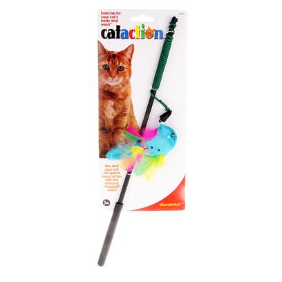 Cat Play Wand