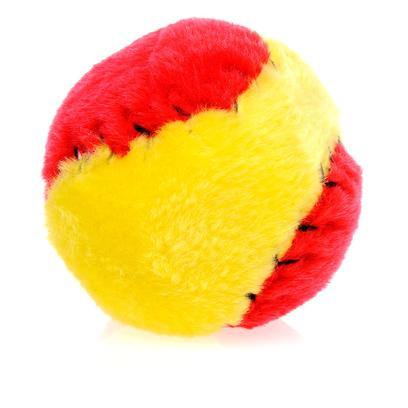 Ethical Presents Plush Athletic Ball Football. The Plush Athletic Ball is for Dogs that have a Sportsman in Them. Your Pet will have a Great Time Playing with these Soft, Sporty Looking Toys for Hours on End. [13935]