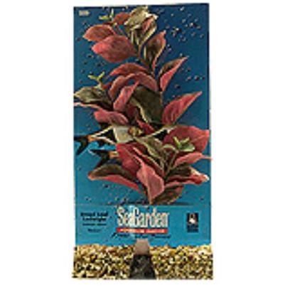 Penn Plax Presents Seagarden Ludwigia Stands 13''. Natural Looking Plastic Plants Add Beauty and Realism to any Aquarium. [15031]