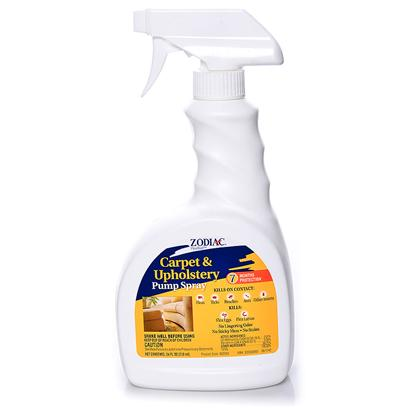 Buy Flea and Tick Carpet Spray products including Natural Chemistry de Flea Pet and Bedding Spray 22oz, Zodiac Carpet and Upholstery Pump Spray 24oz Bottle, Total Flea &amp; Tick Infestation Package Category:Sprays Price: from $13.99