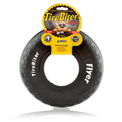 Buy Frisbee Dog Rubber Toy products including Tirebiter Flyer 9', Kong Extreme Flyer Large Category:Chew Toys Price: from $5.75