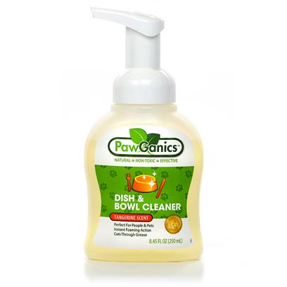 Pawganics Presents Pawganics Foaming Dish &amp; Bowl Soap Tangerine. [17417]