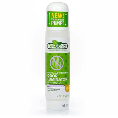 Pawganics Presents Pawganics Air Freshener &amp; Odor Eliminator Lavender Vanilla Scent. . This Product Keeps your House Smelling Fresh and Truly Eliminates Odors, DoesnT just Mask Them! It Comes in a Non-Aerosol Pump Bottle, no Propellants and Contaminant Free. Keep your House Smelling Fresh. [17422]