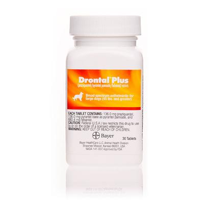 Buy Deworming Medications for Dogs products including Drontal Plus 136mg Per Tablet, Drontal Plus for Dogs-68mg K-9,Per Pill, Cestex 100mg Per Tablet, Droncit 34 K-9 Per Pill 34mg, Heartgard Plus for Dogs Blue Up to 25 Lbs 6 Month Supply Category:Deworming Price: from $7.89