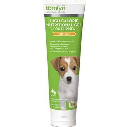 Buy Nutri-Cal (Tube) for Puppies-4.25oz Tube Veterinary Formula Dietary Supplement for Dogs and Cats.Stimulates Appetite and Provides Essential Energy and Nutrition. Easily Digested and Great Tasting Gel High Calorie Dietary Gel to Supplement your Dog or Cat's Nutritional Intake.Great for Picky Eaters. 4.25 Ounce Tube [17471]