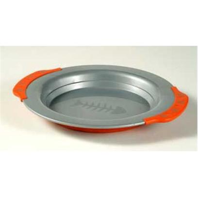 Buy Petstages Easy Meal Cat Dish Saucer Shape Helps Prevent Wet Food from Getting Stuck in Corners. Shallow Shape is Designed to Accommodate Whiskers, Making Feeding More Comfortable and Calm for your Cat. Non Skid, Easy to Pick Up, Dishwasher Safe. [17482]