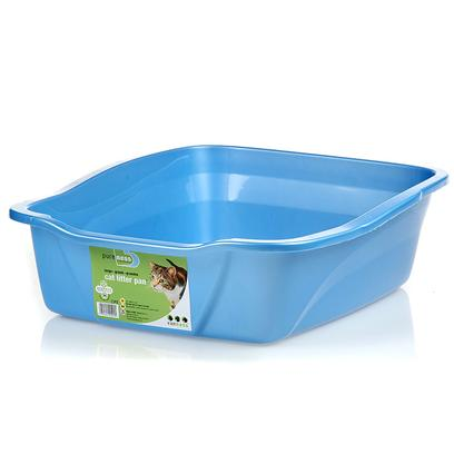 Buy Cat Pans Cp 1-Medium Uses L3 and Dl7 Cat Pan Liners, Assorted Colors 22&quot; X 16&quot; X 6 1/2&quot; [17503]