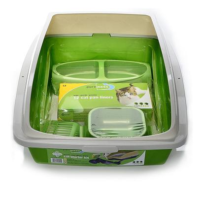 Buy Catpan Liners products including Van Ness Cat Pan with Hood Vness Catpan Sift Jmbo, Van Ness Cat Pan with Hood Vness Transl Catpan Large (Lg), Van Ness Cat Pan Starter Kit Vness Cp4 Catpan Category:Litter Boxes Price: from $15.99