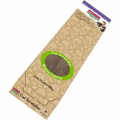 Buy Kong Natural Scratchers Single Scratcher Kong Naturals Cat Scratchers will Satisfy your Cat's Naturals Scratching Instincts, while Encouraging Appropiate Scratching Behavior. [17511]