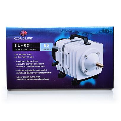 Buy Coralife Filtration for Fish products including Super Luft High Pressure Air Pump Cl Hp Sl-38, Super Luft High Pressure Air Pump Cl Hp Sl-65 Category:Filtration Price: from $88.99
