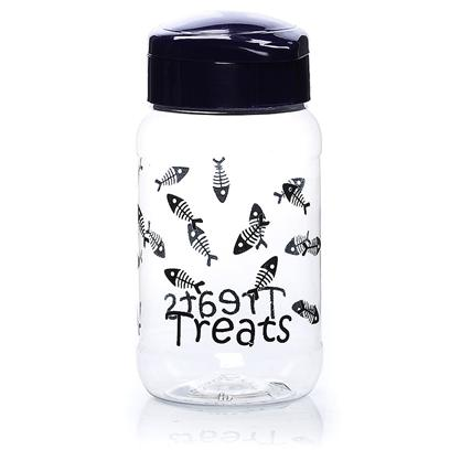 Lixit Presents Lixit Cat Treat Jar 16oz. Capacity. [17734]