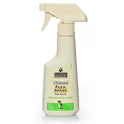 Natural Chemistry Flea And Tick Spray For Cats 8 oz