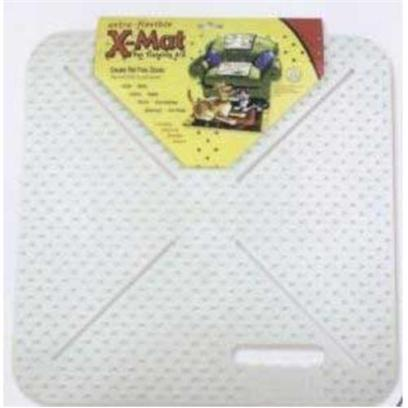 Mammoth Presents X-Mat Training Mat 18' Extra Flexible. Create Pet-Free Zones Recommended by Professional Trainers. Place the X-Mat on and Around * Sofas * Beds * Doorways * Chairs * Tables * Plants [17949]