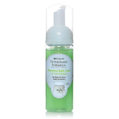 Buy Waterless for Kittens products including Perfect Coat Waterless Shampoo for Cats 8oz 8in1 Shamp Cat, Vf Waterless Bath Foam for Cats and Kittens 6oz Sny Fm Category:Shampoo Price: from $6.99
