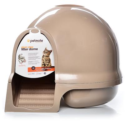 Buy Booda Dome Titanium for Cats products including Booda Dome-Titanium Titanium, Booda Dome-Titanium Midnight Blue, Booda Dome-Titanium Pearl Pink, Booda Dome Clean Step Litter Box Titanium Category:Litter Boxes Price: from $26.99
