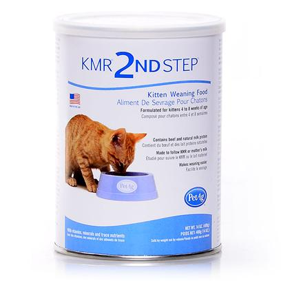 Petag Presents Kmr 2nd Step Kitty Weaning Food 1lb. A Highly Digestible Complete Food for Young Growing Kittens. Kmr 2nd Step Kitten Weaning Food is a Creamy Transitional Cereal Developed to Follow Kmr, for Easy Transition from Milk to Solid Food. It's Completely Balanced Nutrition Meets the Nutritional Requirements for Growth Established by the Association of American Feed Control Officials (Aafco). Kmr 2nd Step Kitten Weaning Food has Superior Digestibility and Palatability. 16oz. 1 Lb [18558]