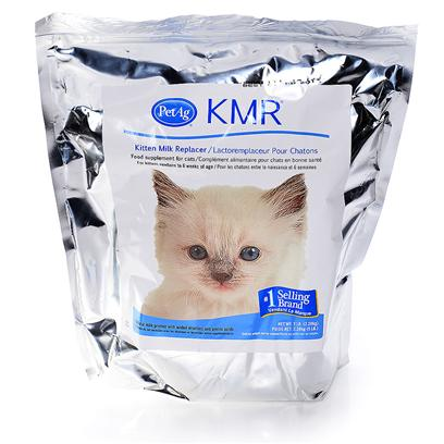 Petag Presents Kmr Kitten Milk Replacer 5lb. Kitten Milk Replacer is the Answer to Feeding Orphaned or Rejected Newborn Kittens. Provides all the Nutrients Kittens Need. Also Recommended to Boost the Nutrient Intake for Older Cats, as Well as Stressed or Ill Adult Cats. Easily Digested by all Cats. 5 Lb [18564]