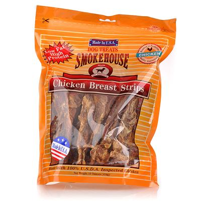 Smokehouse Presents Chicken Strips Resealable Bag 16oz. Chicken Strips Resealable Bag 4oz/16oz [18671]