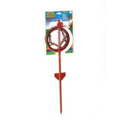 Buy Cable Tie out for Dogs products including Cable Tie out Puppy 12', Walk About Tie-out Stake Fp Tieout, Tie out Stake 8mm 17'', Tree Hugger Cable Tie out 8', Roam About Tie-out Stake with 25ft Cable Fp 25'cable, 4 Paws Walk About Stake with 15' Cable Walk-About and Tie-Out Category:Cables, Fences, Barriers Price: from $4.99