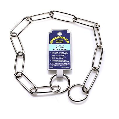Buy Herm Sprenger Fur Saver Choke for Dogs products including Herm Sprenger Fur Saver Choke 4.0mm-19', Herm Sprenger Fur Saver Choke 4.0mm-23', Herm Sprenger Fur Saver Choke 3.0mm-19', Herm Sprenger Fur Saver Choke 3.0mm-23', Herm Sprenger Fur Saver Choke 4.0mm-25', Herm Sprenger Fur Saver Choke 4.0mm-27' Category:Leashes Price: from $12.99