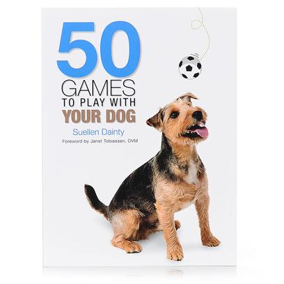 Nylabone Presents 50 Games to Play with your Dog Tfh. Written by an Expert, this Book Contains Valuable Information on a Variety of Topics that are Essential for Cultivating Health and Happiness in a Canine CompanionIncluding Feeding, Grooming, and Training. [18854]